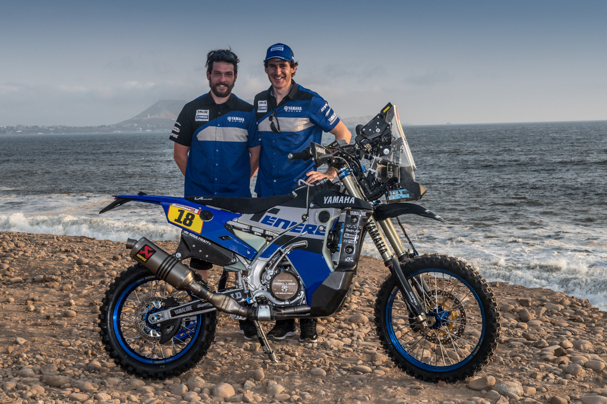 Yamaha Riders Set To Enter Dakar On New WR450F Rally