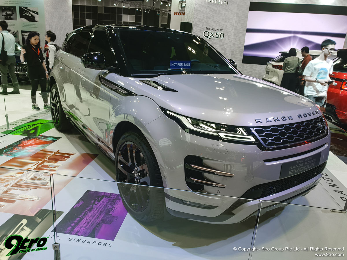 2019 Singapore Motorshow - Part 1