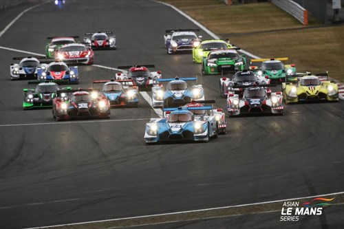 Asian Le Mans set to go Down Under in 2020!
