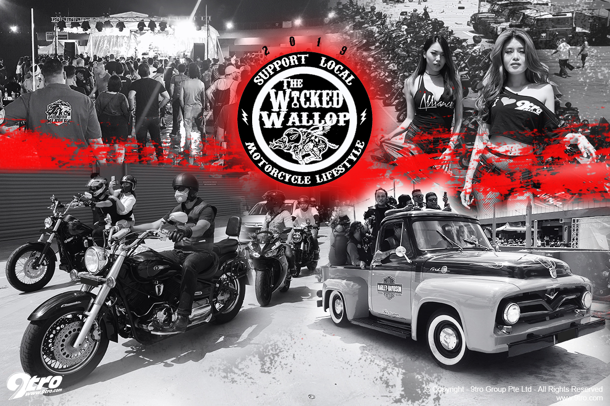 2019 The Wicked Wallop IV