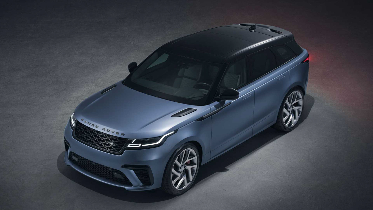 New Range Rover Velar SVAutobiography Dynamic Edition