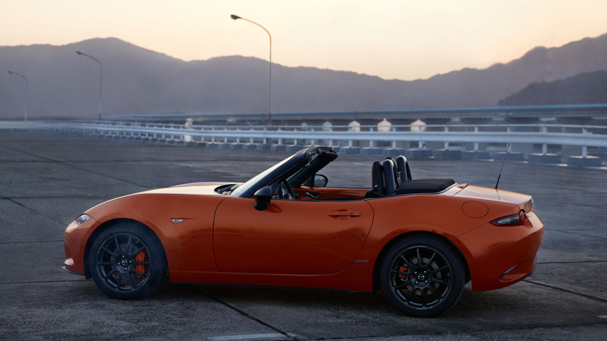 MX-5 30th Anniversary Edition