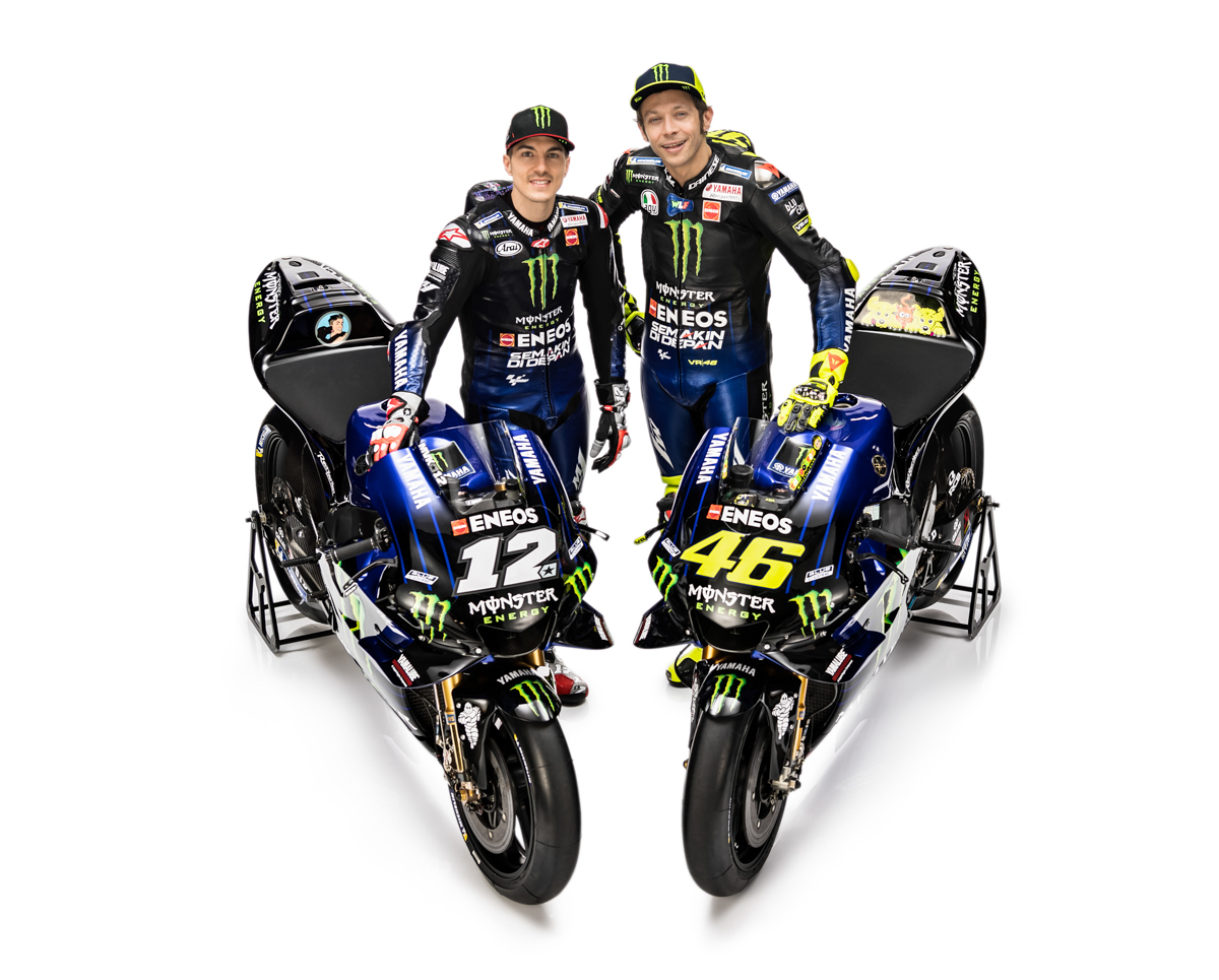 10 things you might not have known about Monster Energy & Yamaha