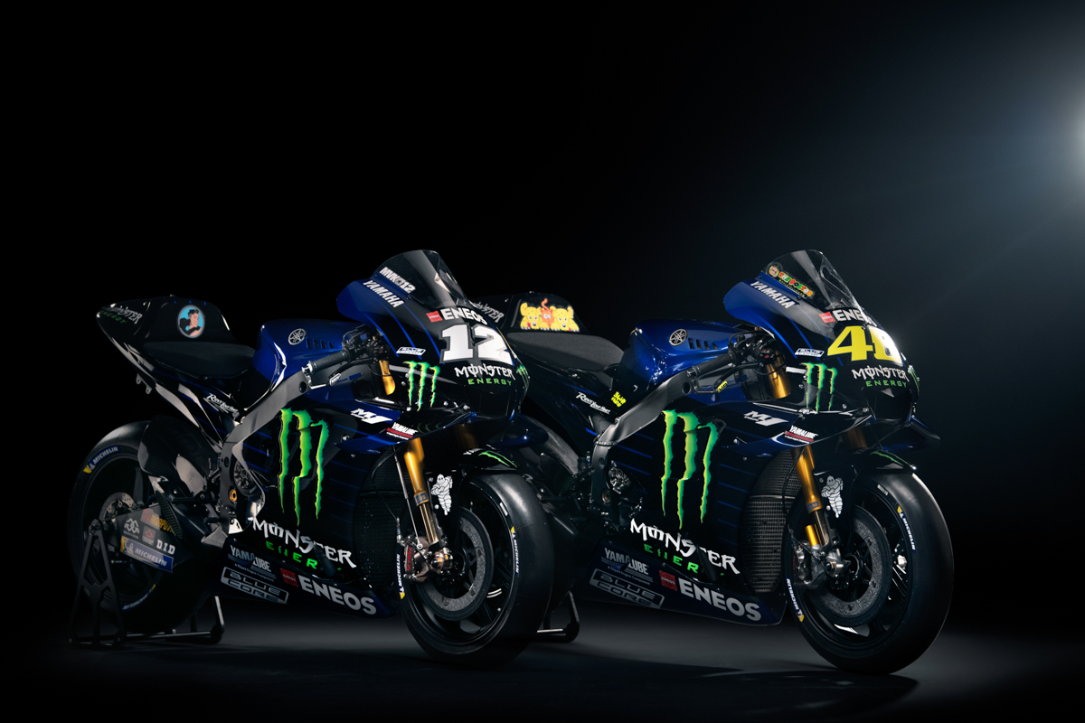 10 facts about Monster Energy and Yamaha