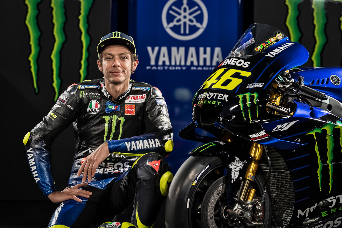 Throttles poised! Monster Energy Yamaha MotoGP expect to fly in 2019