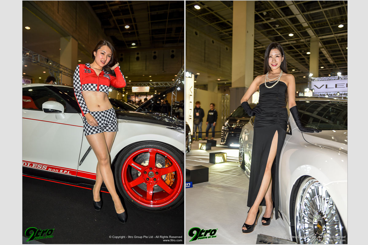 2019 Osaka Auto Messe - Part 3 (Models)