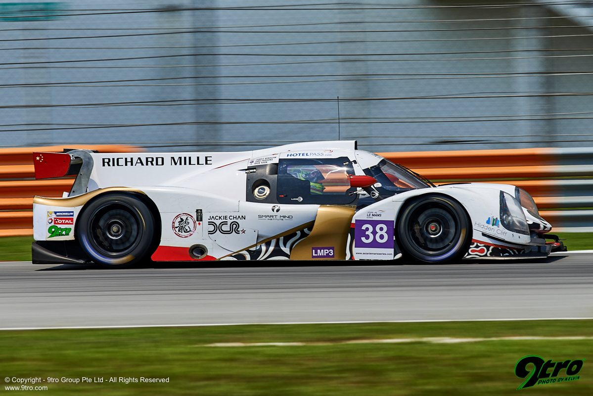 Asian Le Mans Series Champions Crowned in Malaysia
