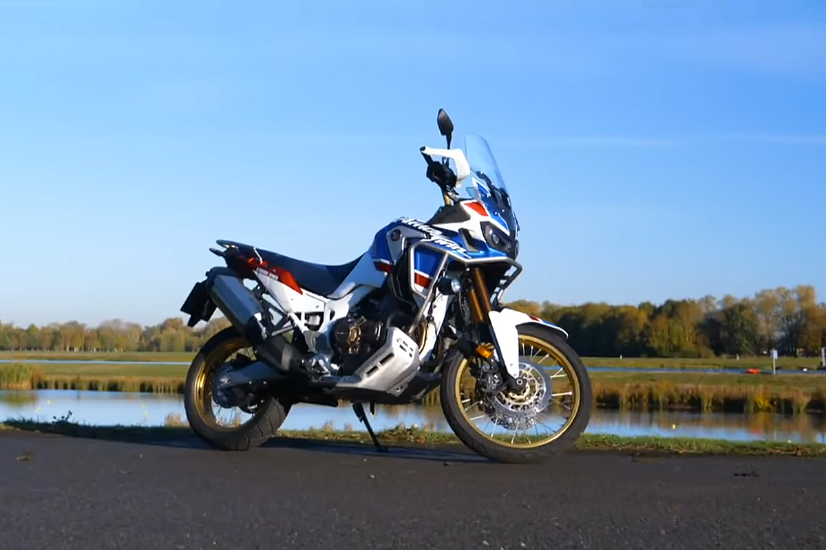Honda Africa Twin Adventure Sport - Review