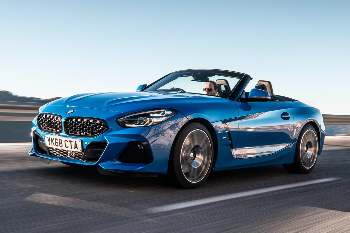 All-new BMW Z4