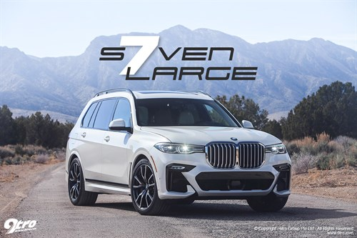 BMW X7 - S7ven Large