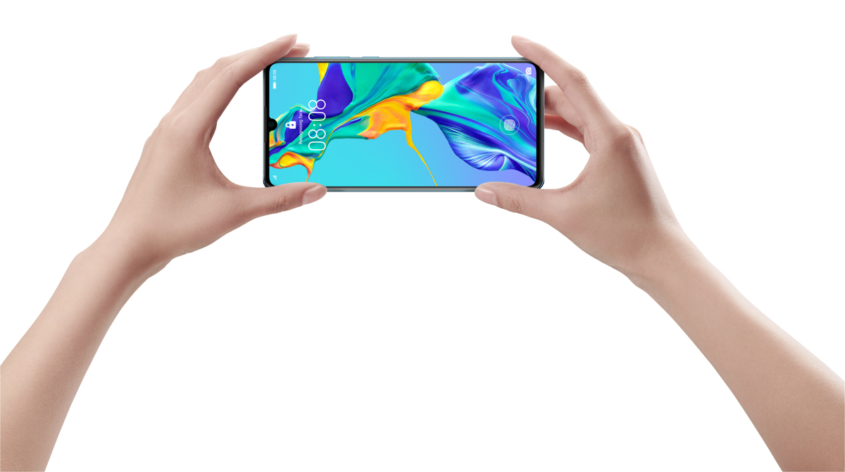 Huawei P30 Series at Paris Launch Event