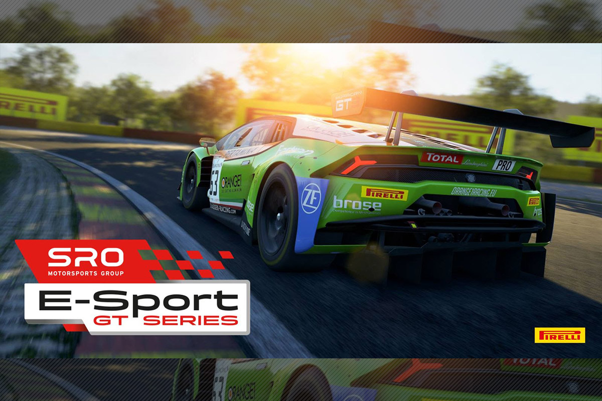 SRO and Kunos Simulazioni to launch SRO E-Sport GT Series!