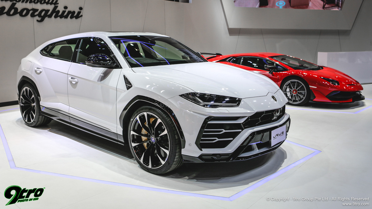 2019 Bangkok International Motor Show - Part 1