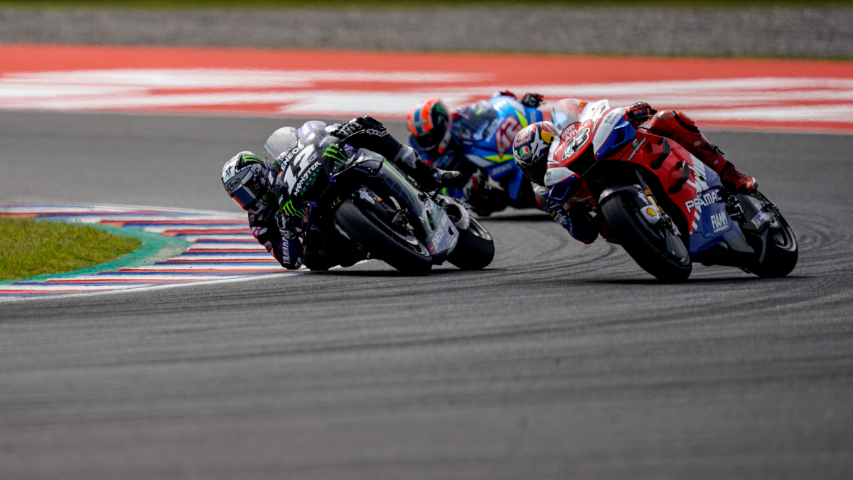 2019 MotoGP Round 1 - Monster Energy Yamaha