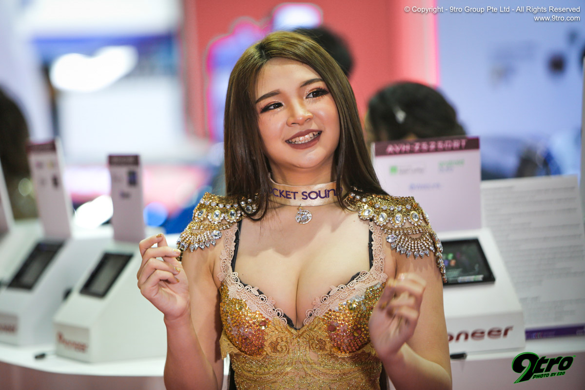 2019 Bangkok International Motor Show - Part 2 (Models)