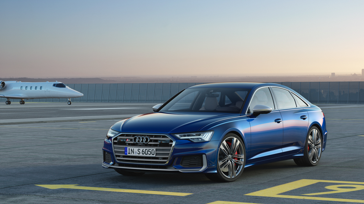 Audi S6 and S7 now as TDI models with electric powered compressor