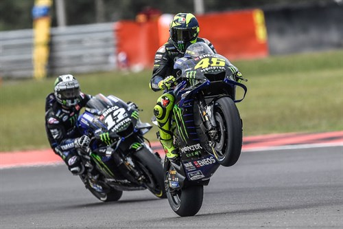 Monster Energy Yamaha MotoGP travel to Texas for Round 3