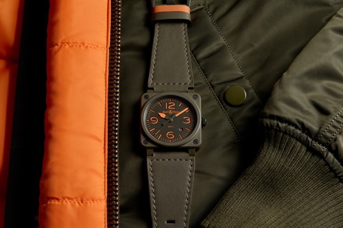 Bell & Ross BR 03-92 MA-1 - 999 Limited Edition