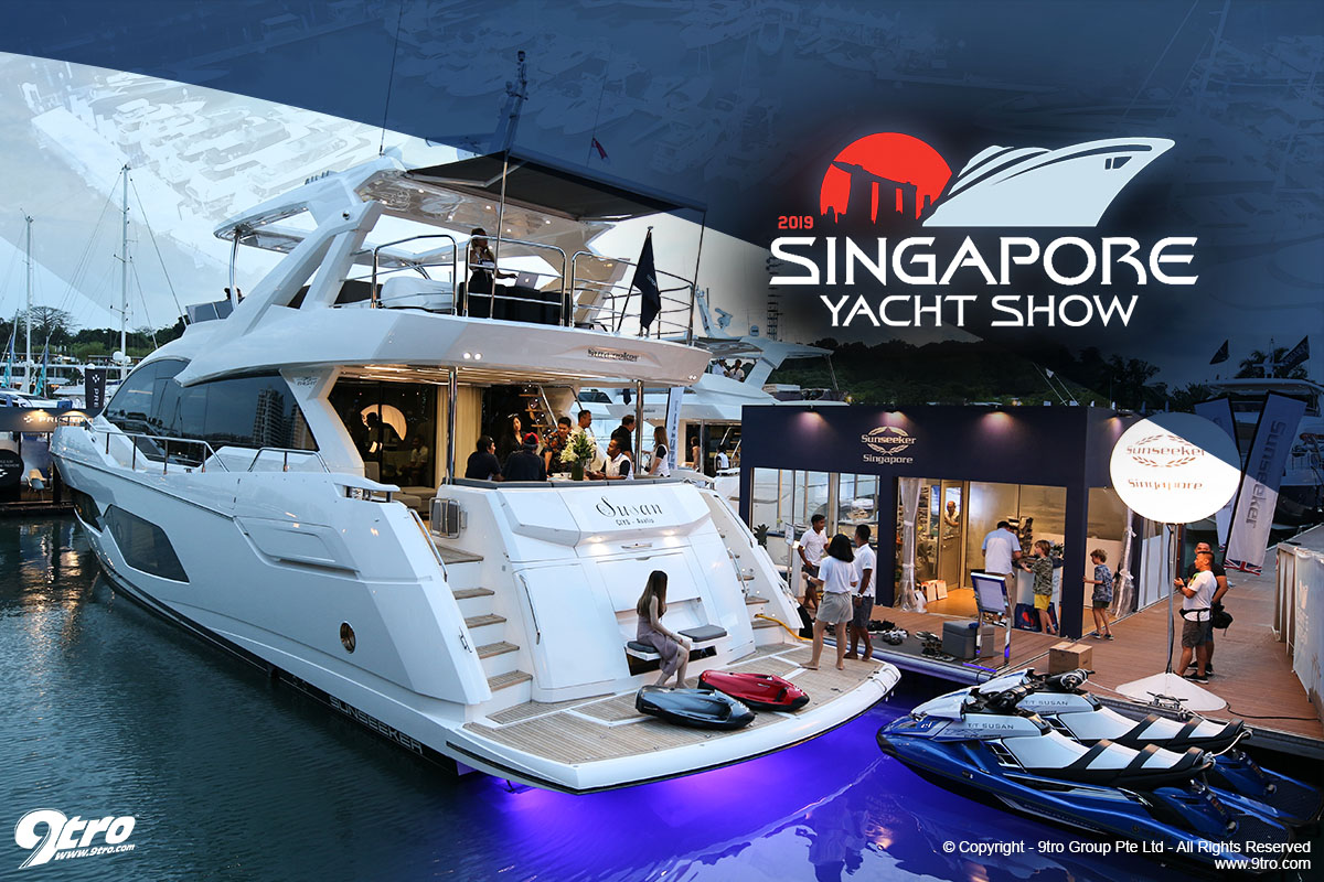 2019 Singapore Yacht Show