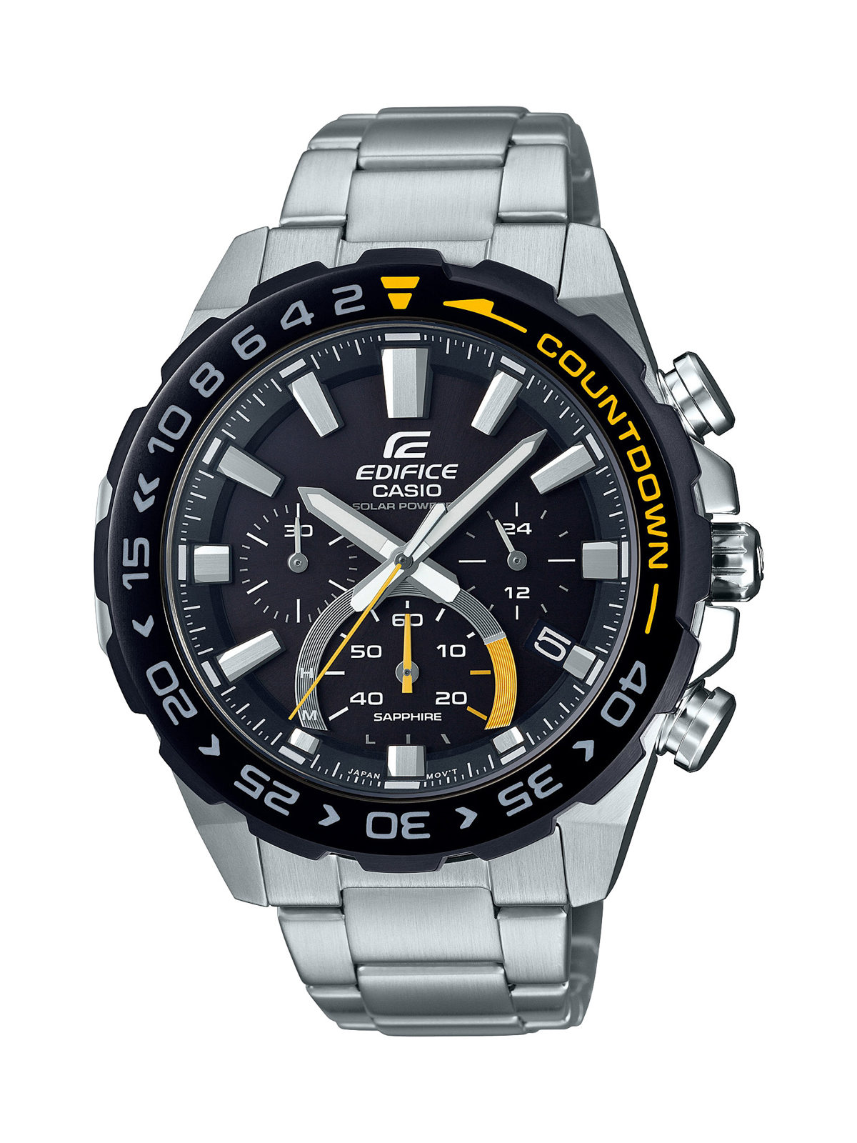 Casio Solar-Powered Chronograph Edifice