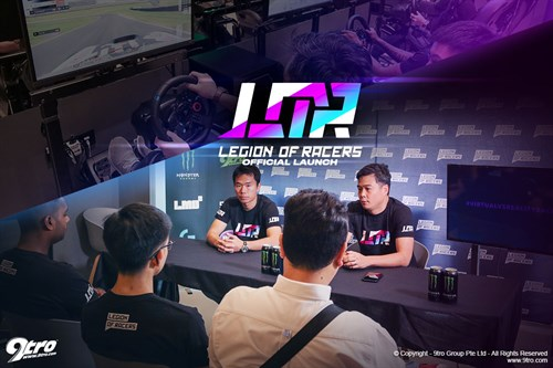 2019 Legion Of Racers - Official Launch