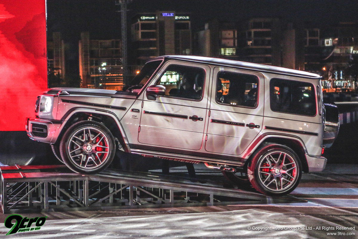 MERCEDES ROLLS OUT THE RED CARPET WITH FIVE MODEL LAUNCH EXTRAVAGAZA