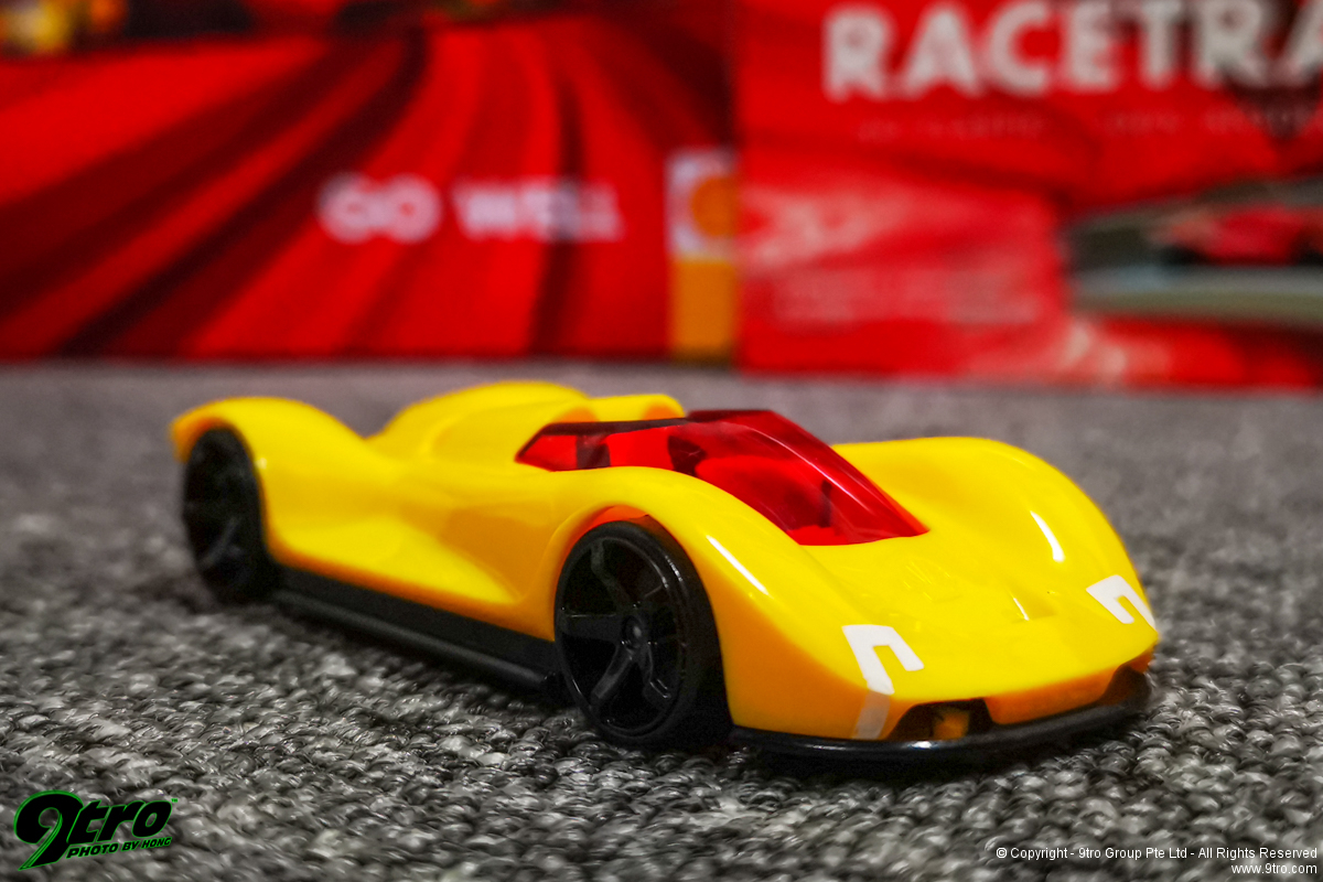 Shell launches its most advanced salt water supercars