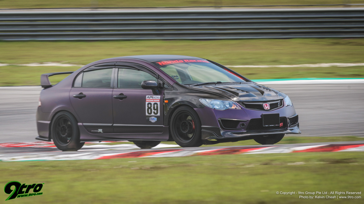 2019 APi Racing Sepang Track Day
