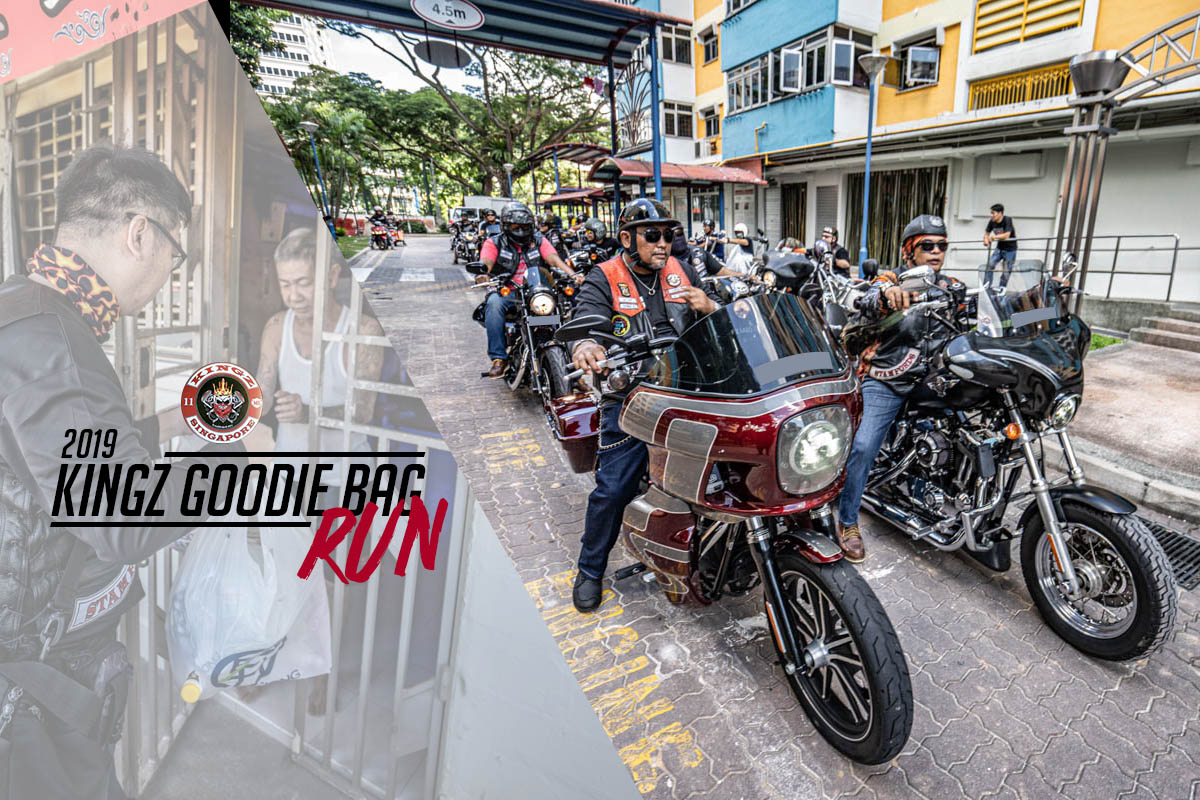 2019 KINGZ MG Singapore Goodie Bag Run