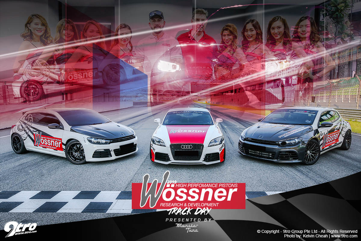 2019 Wössner Track Day presented by Monster Tune