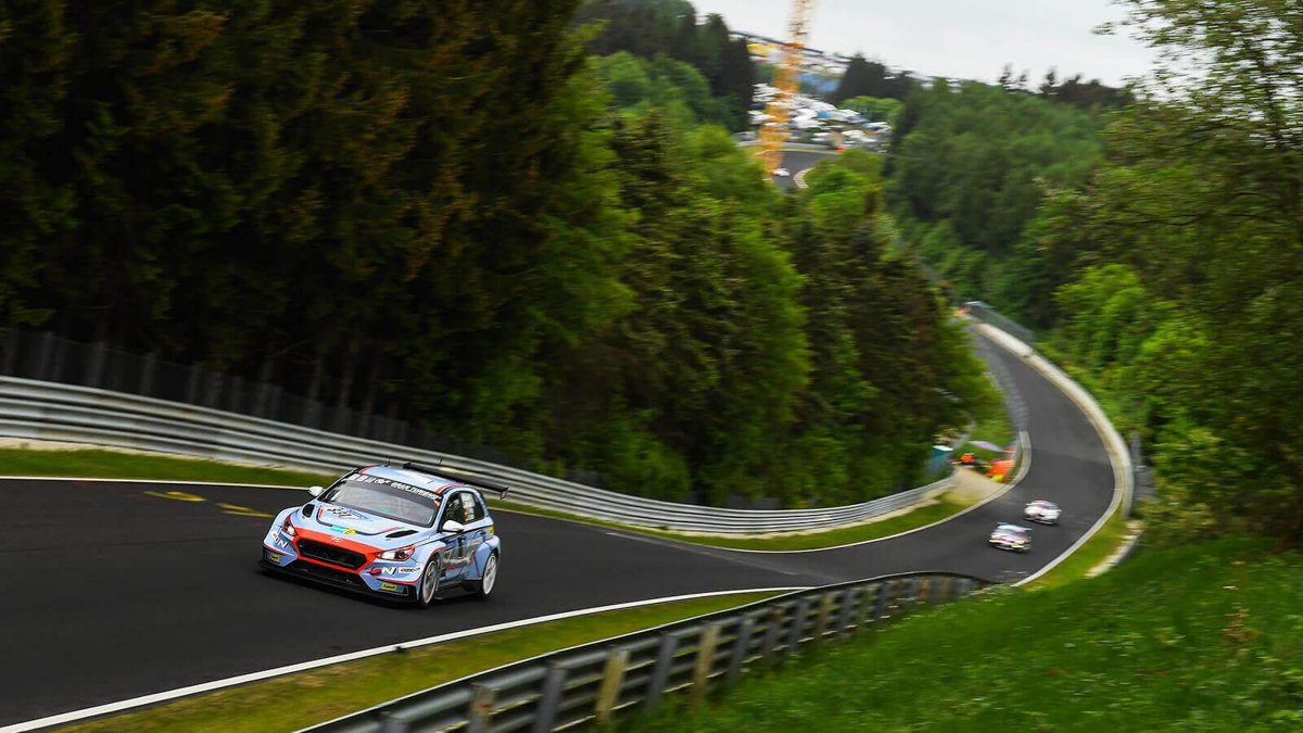 Hyundai at 2019 Nurburgring 24 Hours Race