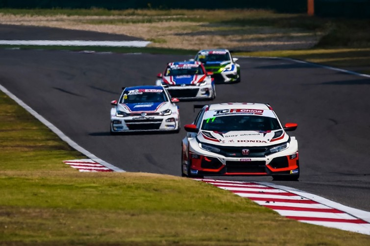 2019 TCR Asia Series Round 5 & 6 - Race