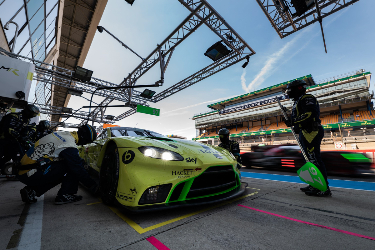 2019 Aston Martin Racing Le Mans Preview