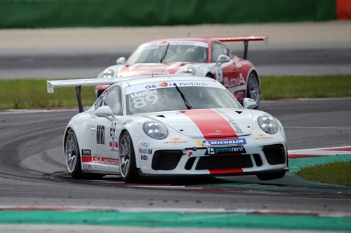 GDL Racing in Asia and Europe for Porsche and Lamborghini Challenge