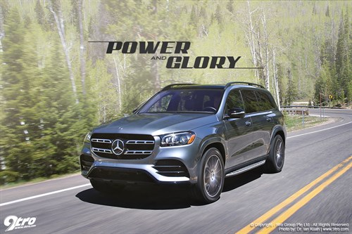 Mercedes-Benz GLS - Power and Glory