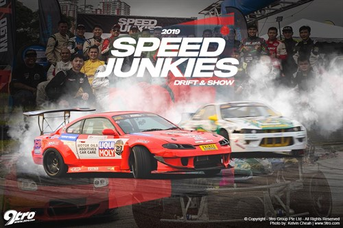 2019 Speed Junkies Drift and Show