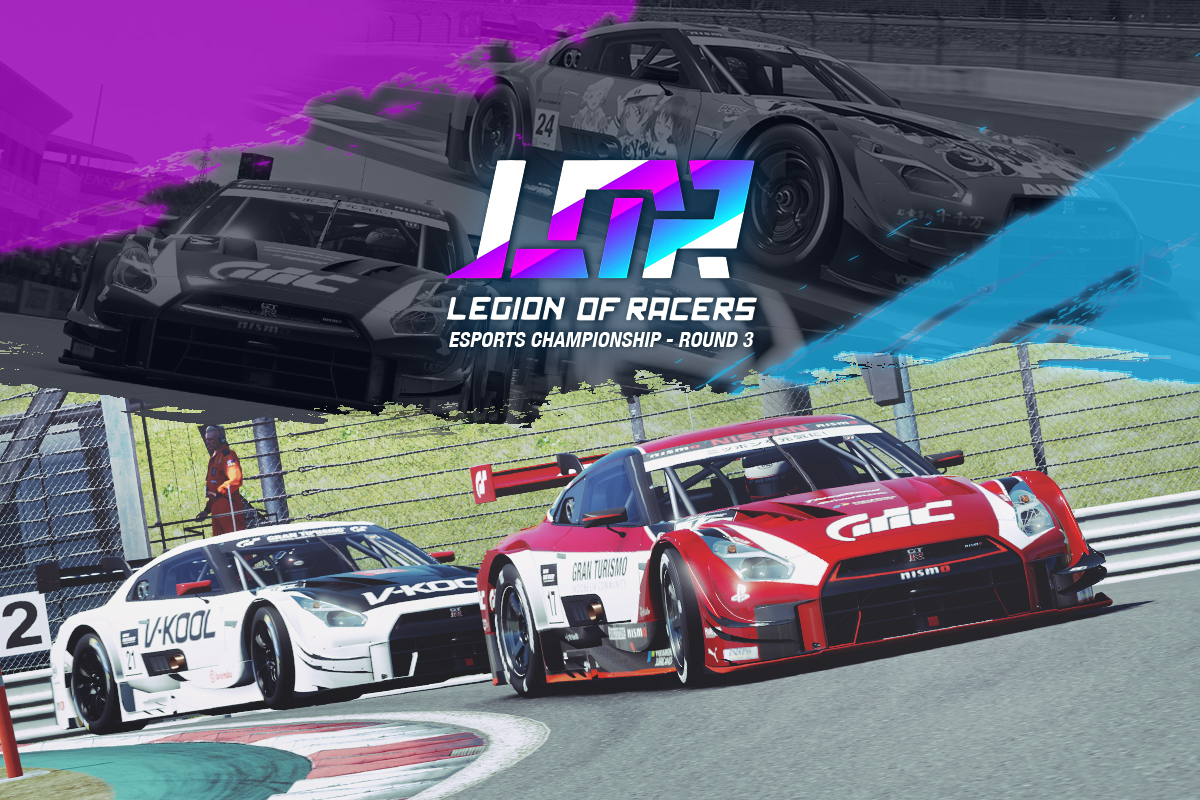 2019 Legion Of Racers Esports Championship - Round 3