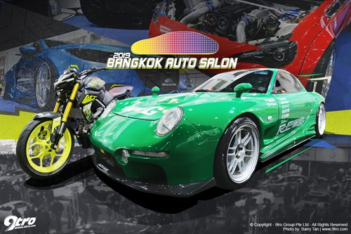 2019 Bangkok International Auto Salon