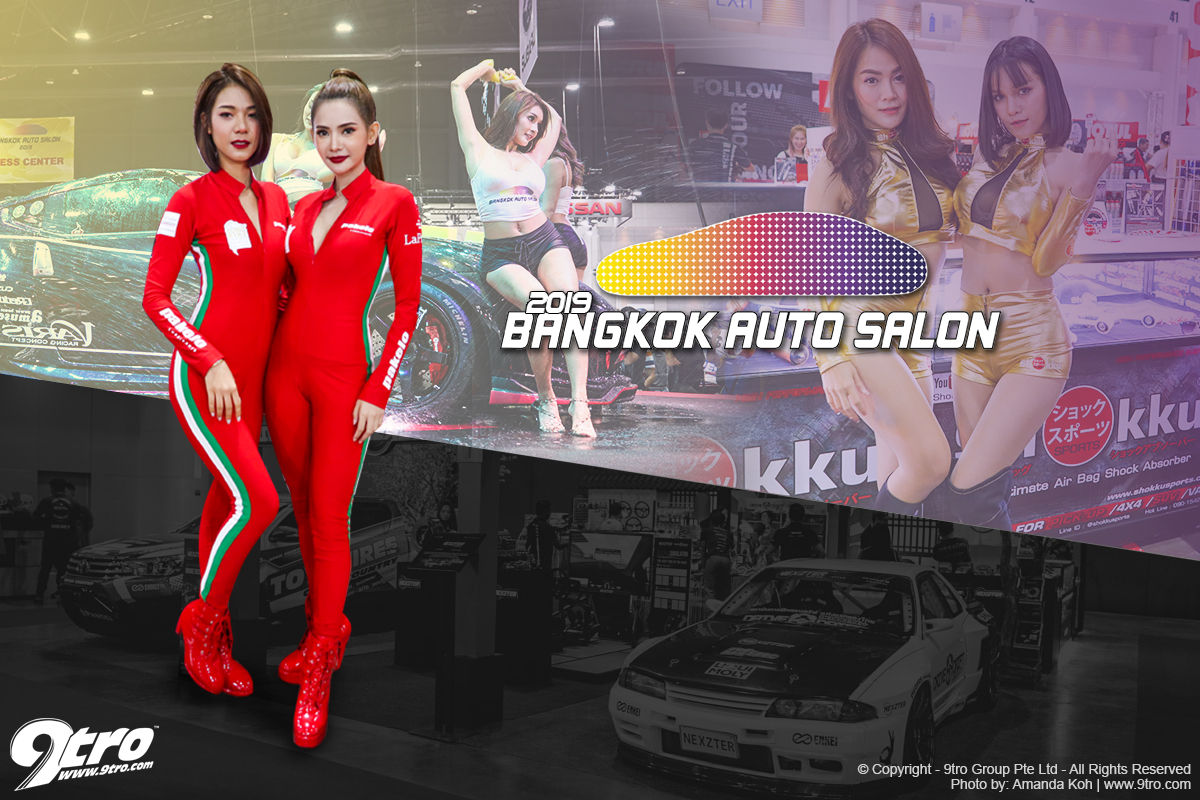 2019 Bangkok International Auto Salon - Models