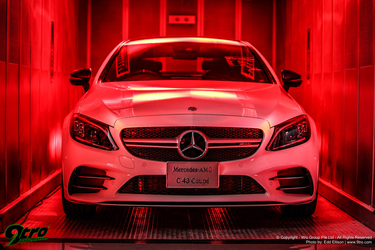 """First Thai """"AMG Performance Center"""" inaugurated"""