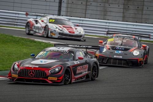 2019 Blancpain GT World Challenge Asia Round 5 - Preview