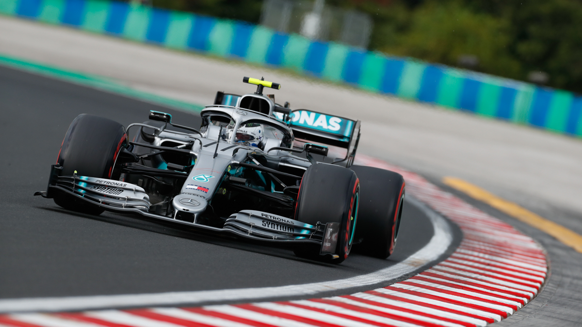 2019 F1 Hungarian Grand Prix - Race