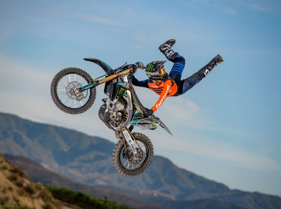 Monster Energy's Interview with Vicki Golden