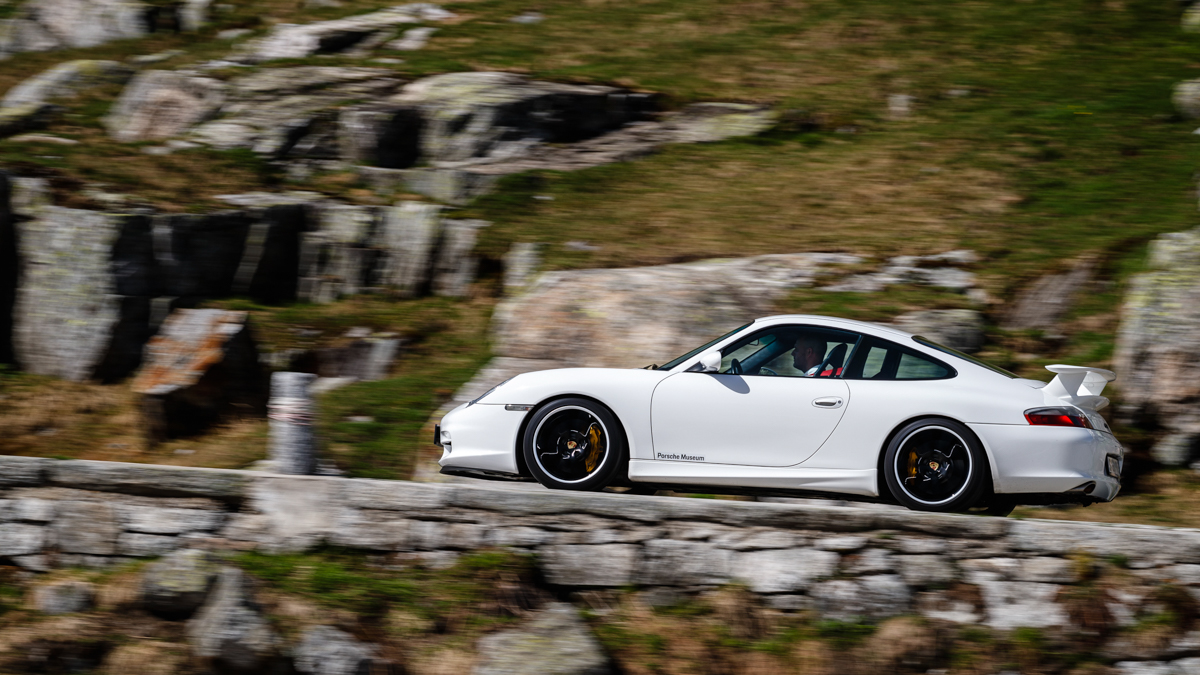 20 years of Porsche 911 GT3 - From 996.1 to 991.2
