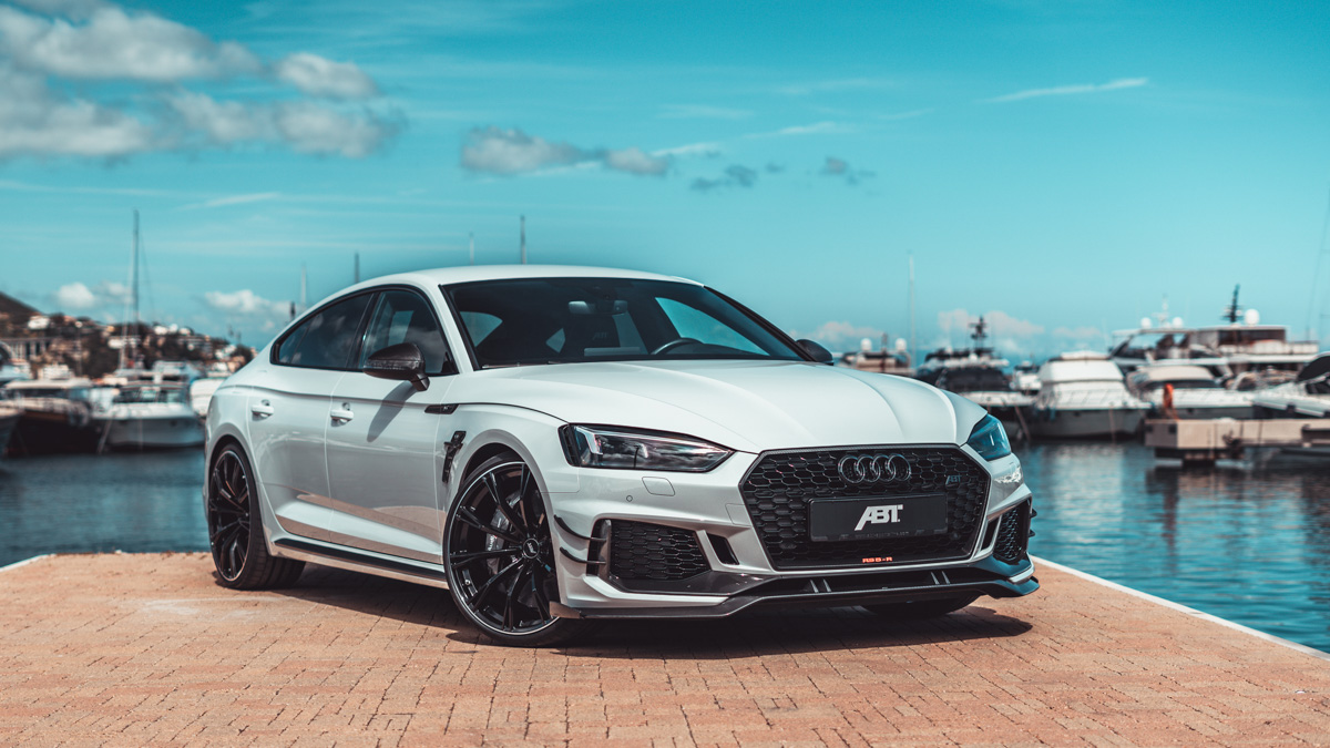 ABT RS5-R meets Strider 11