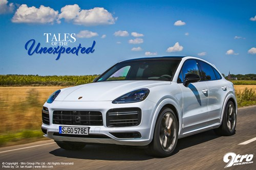 Porsche Cayenne Turbo S E-Hybrid - Tales of the Unexpected