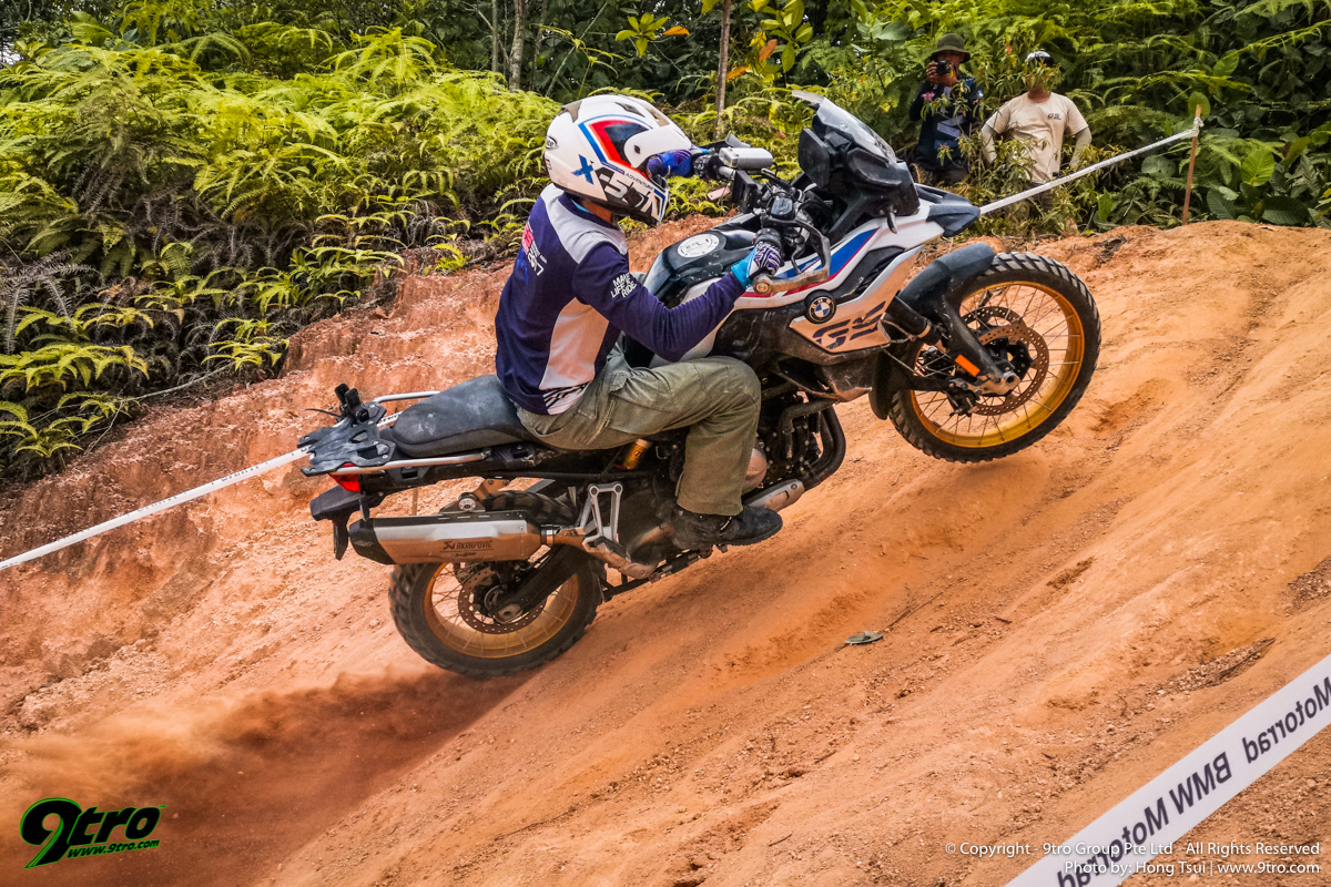 2019 BMW GS Trophy Singapore Qualifying Round