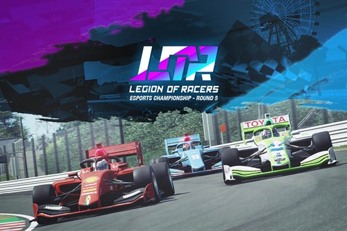 2019 Legion Of Racers Esports Championship - Round 5