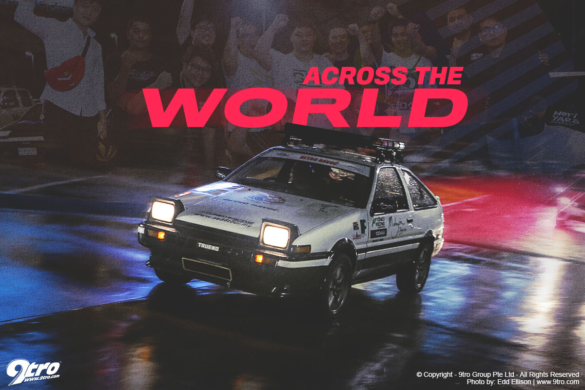 Toyota 86 - Across the World