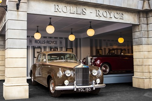 Rolls-Royce at 2019 Goodwood Revival